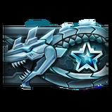 Season 5 - Platinum (Dragon) player banner icon