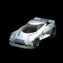 Insidio body icon titanium white