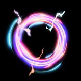 Magic Missile rocket boost icon