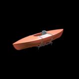 Kayak topper icon