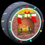 Holiday Hearth wheel icon