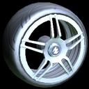 Gaiden wheel icon grey