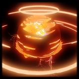Hades Bomb goal explosion icon