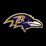 Baltimore Ravens decal icon