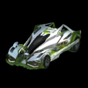 Artemis GXT body icon lime