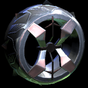 Blender wheel icon black