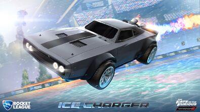 Ice Charger hero art