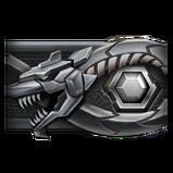 Season 5 - Silver (Dragon) player banner icon