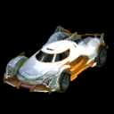 Centio V17 body icon orange