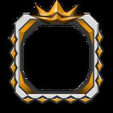 Crown avatar border icon