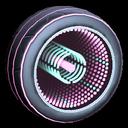 Infinium wheel icon pink