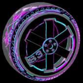 Zadeh S3 Inverted wheel icon