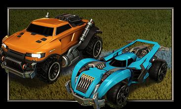 AquaDome update Hotshot and Road Hog