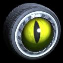 Grimalkin wheel icon saffron