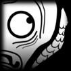 Kaiju decal icon
