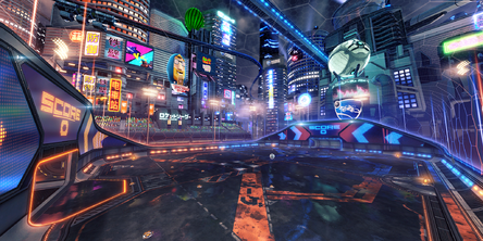 Neo Tokyo arena preview
