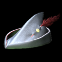 Bycocket topper icon grey