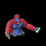 Hot Wheels Gorilla topper icon