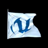 Unreal Tournament 2004 antenna icon