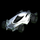 Mantis body icon grey