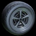 Veloce wheel icon grey