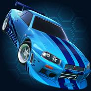 Fast & Furious Nissan Skyline