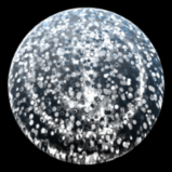 Sequin paint finish icon