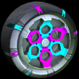 Q-Runner wheel icon