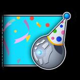 Birthday Bash player banner icon