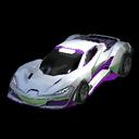 Cyclone body icon purple