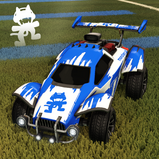 Octane Monstercat decal