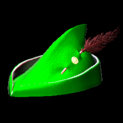 Bycocket topper icon forest green