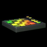 MIDI-PAD topper icon
