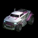 Road Hog body icon pink