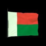 Madagascar antenna icon