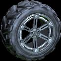 Trahere wheel icon grey