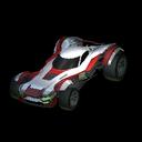 Sentinel body icon crimson