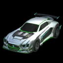 Maverick GXT body icon forest green