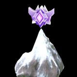 Mount Champion topper icon