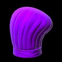 Chefs hat topper icon purple
