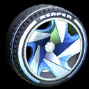 Reaper wheel icon cobalt