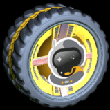 Bionic Spacestation Gaming wheel icon