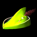 Bycocket topper icon lime