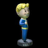 Fallout - Vault Boy antenna icon