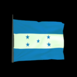 Honduras antenna icon
