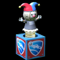 Jack-in-the-Box topper icon grey