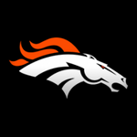Denver Broncos decal icon