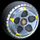 Diomedes wheel icon orange