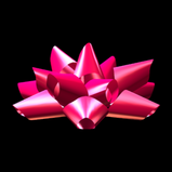 Holiday Bow topper icon