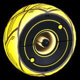 Intercross Inverted wheel icon